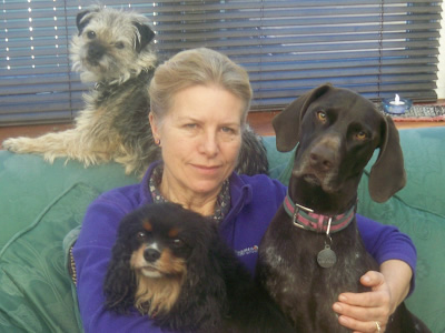 Teresa Elswood - Dogs in Tune | The Balanced Dog