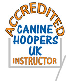 Accredited Canine Hoopers UK Instructor