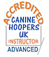 Advanced Accredited Canine Hoopers UK Instructor
